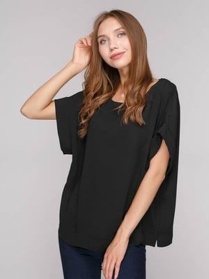 Блуза черная | 5110516
