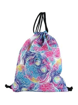 Рюкзак в принт | 5120036