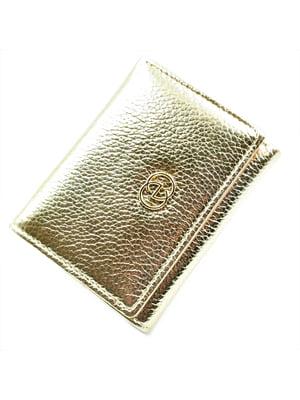 Гаманець золотистий | 5121186