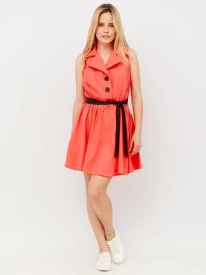 Сукня коралова | 5122562
