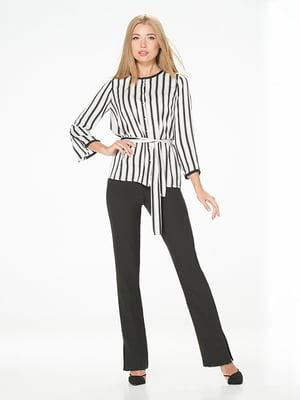 Блуза в полоску | 5115730