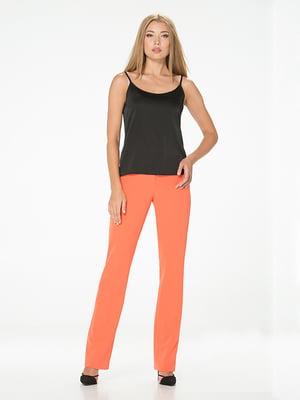 Брюки оранжевые | 5115809