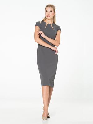 Платье серое | 5115927