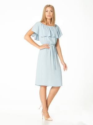Сукня блакитна | 5115940