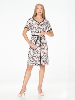 Сукня в квітковий принт | 5115941