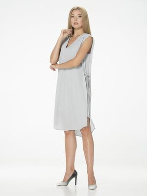 Платье серое | 5115954