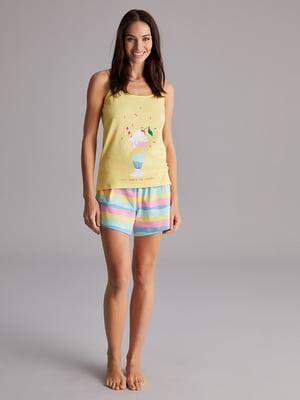 Піжама: майка і шорти | 5029221