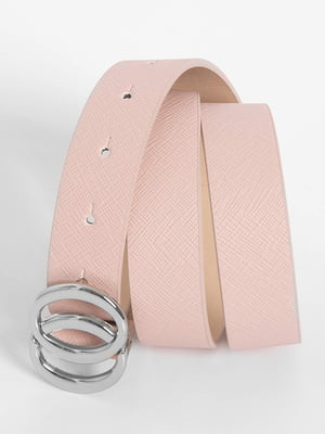 Ремінь рожевий | 5123634