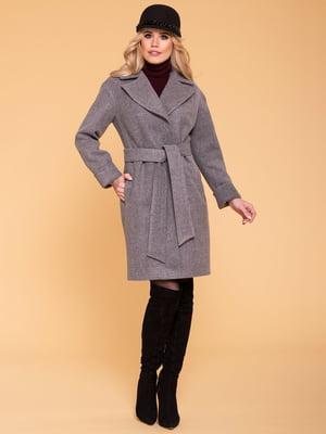 Пальто серое | 4852879