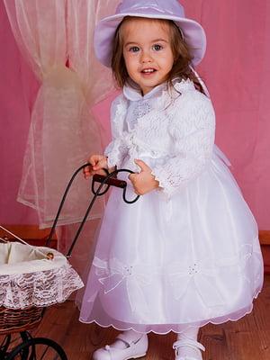 Комплект: сукня і болеро | 4246447