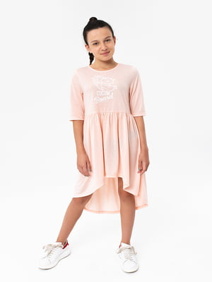 Платье светло-розовое | 5124697