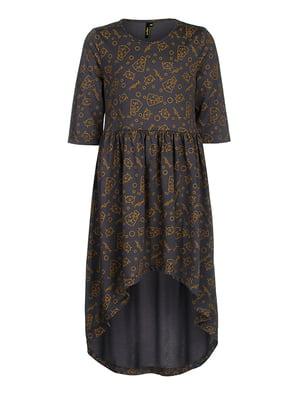 Платье серое | 5124698