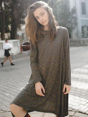Платье черное | 5124701