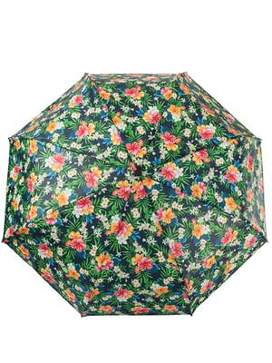 Зонт зеленый | 5124822