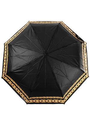 Зонт черный | 5124826