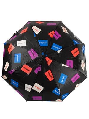 Зонт черный | 5124828