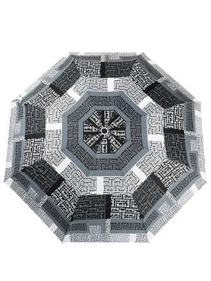 Зонт серый | 5124837