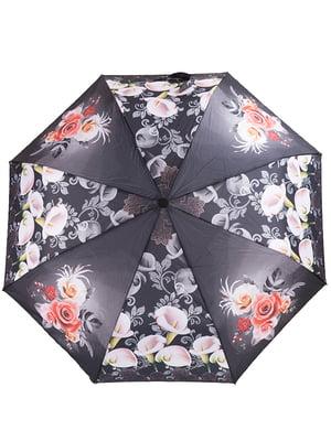 Зонт черный | 5124844