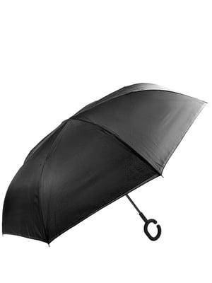 Зонт черный | 5124857