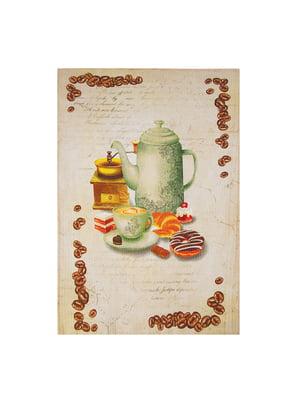 Полотенце кухонное вафельное (45х75 см) | 5059947