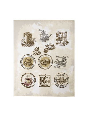 Рушник кухонний вафельний (45х75 см) | 5066523