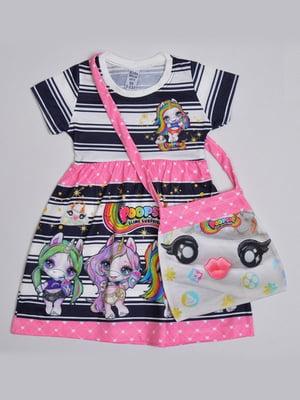 Комплект: сукня і сумка | 4935136