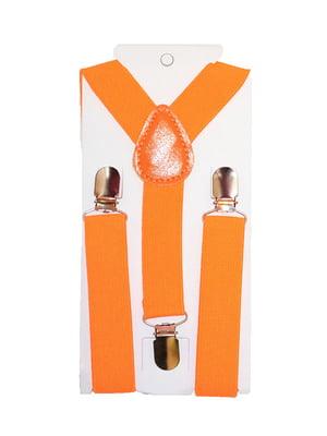 Підтяжки помаранчеві   5074804