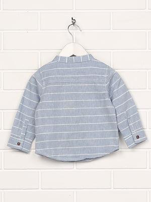 Рубашка голубая | 5126593