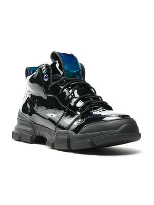 Кросівки чорні | 4914842