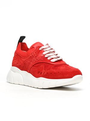 Кроссовки красные | 4915213