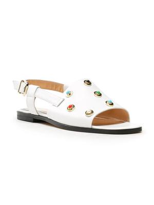 Сандалии белые | 4922511