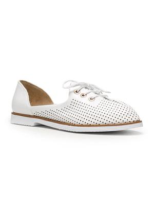 Туфлі білі | 5094199