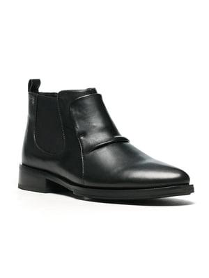 Ботинки черные | 4965193