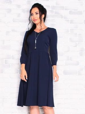 Сукня темно-синя | 5123275