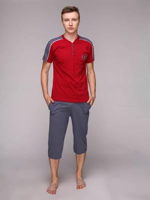 Комплект: футболка и капри | 5128062