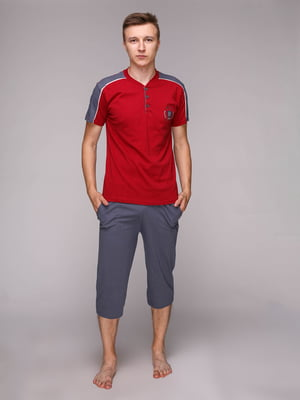 Комплект: футболка та капрі | 5128062
