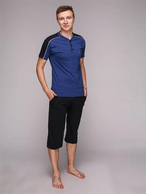 Комплект: футболка и капри | 5128066