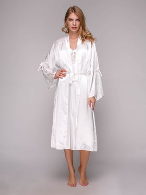 Комплект: халат та сорочка нічна | 1659873
