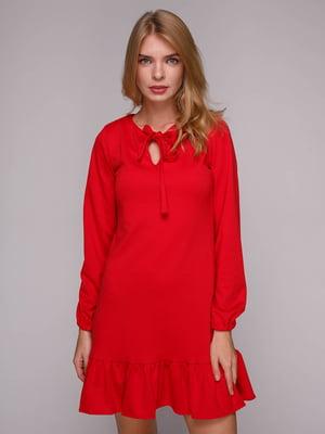 Платье красное | 5128091
