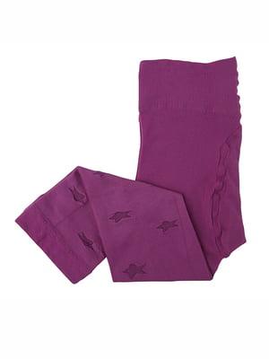 Леггинсы фиолетовые | 5126587