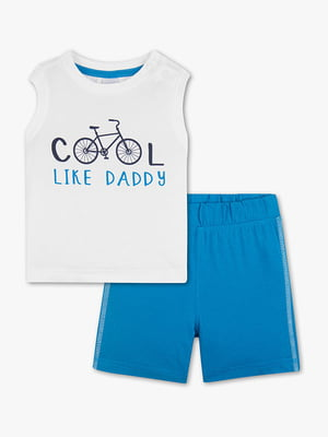 Комплект: майка и шорты | 5126596