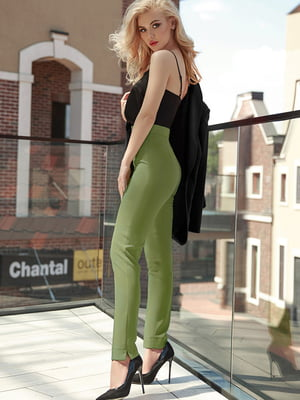 Штани зелені | 5128766