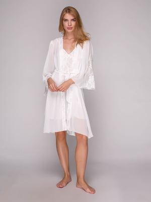 Комплект: халат та сорочка нічна | 1659867