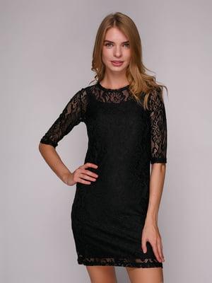 Платье черное | 5128101