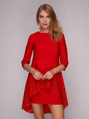 Платье красное | 5128095