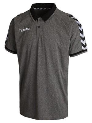 Футболка темно-серая   5111750