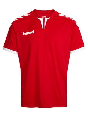 Футболка красная | 5111760