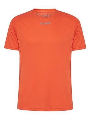 Футболка оранжевая | 5111896