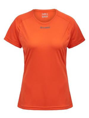 Футболка помаранчева | 5111900