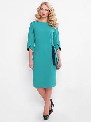 Сукня бірюзова | 5128949